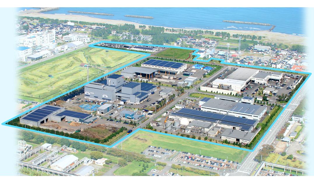 富山市エコタウン 環境と調和するまちづくり計画